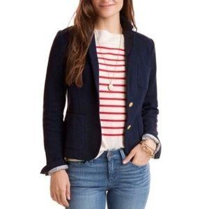 NWT Vineyard Vines navy sweater blazer (G17)